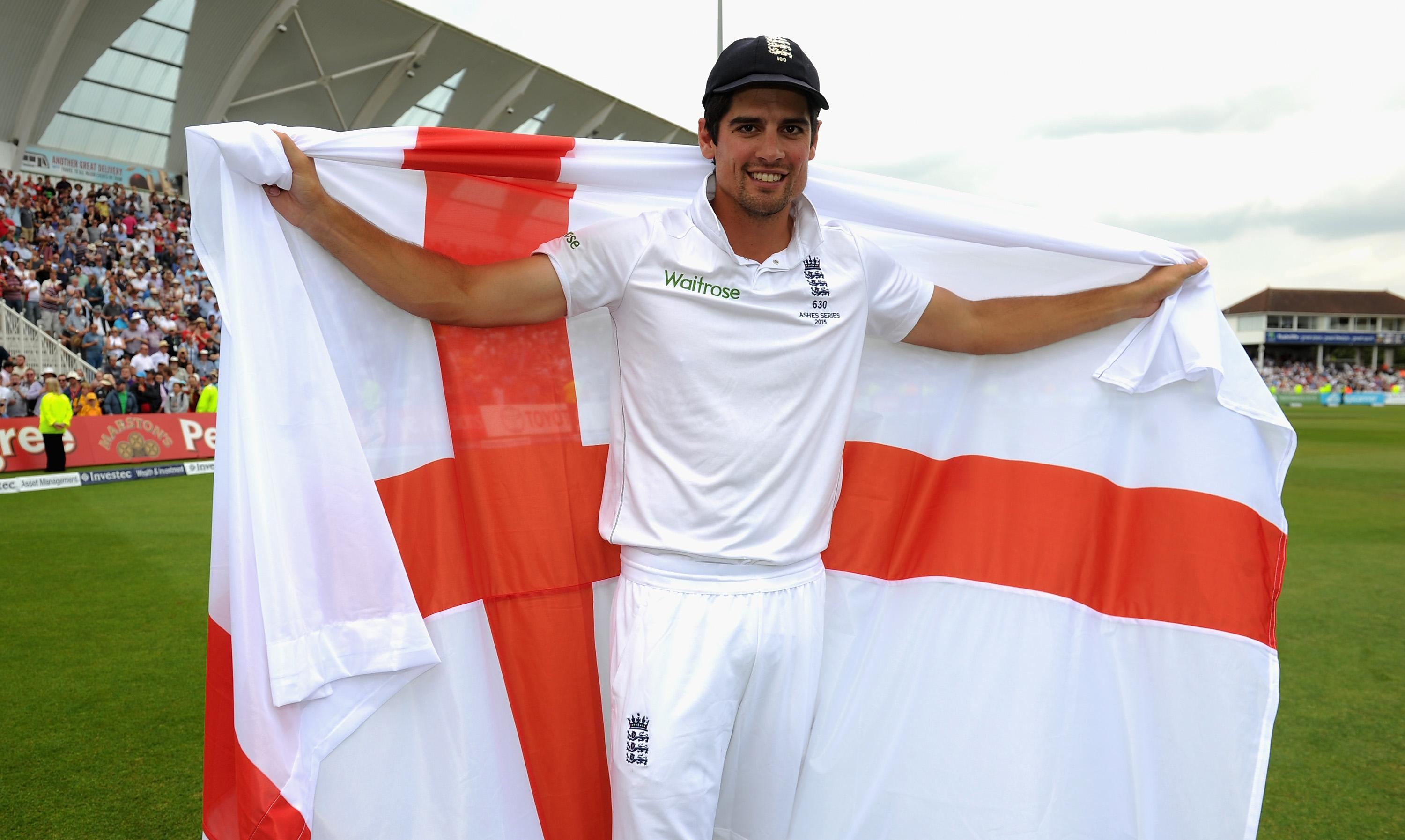 Alastair Cook is set for a knighthood in the New Year, according to reports
