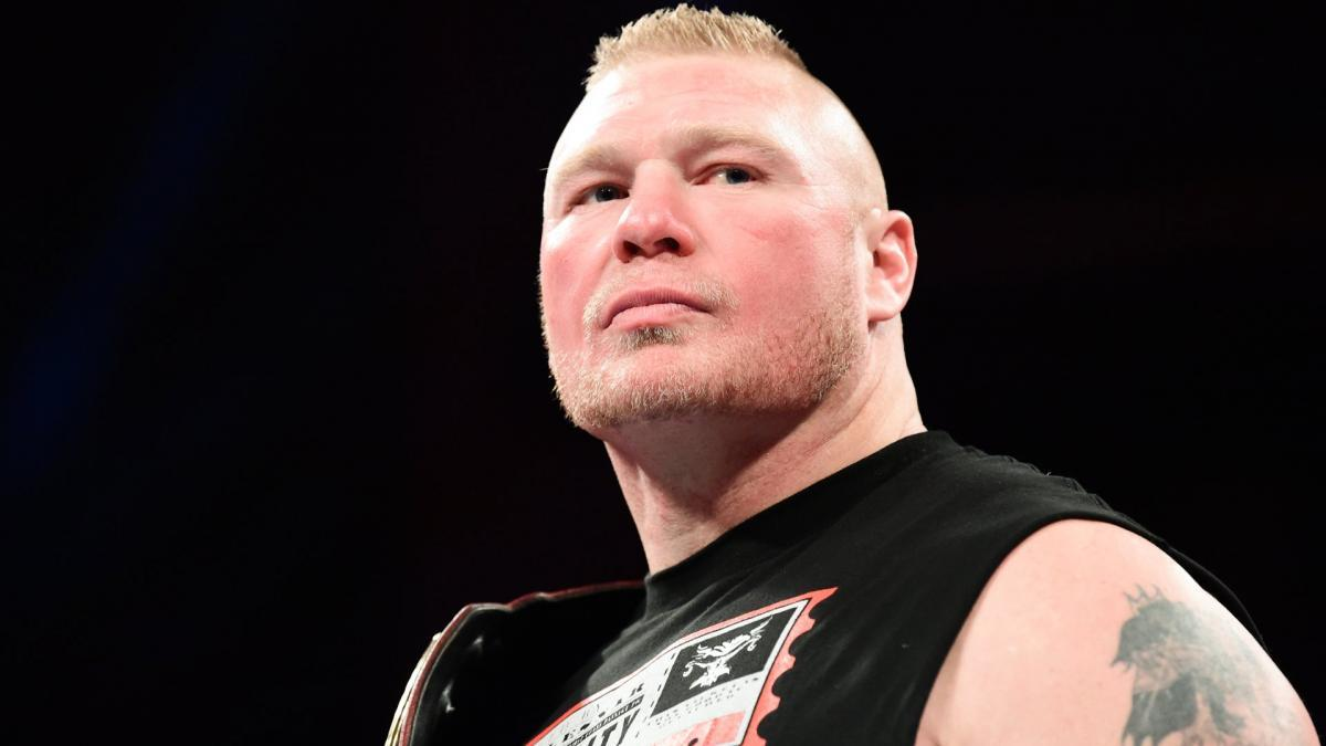 Lesnar has spent a spell back in the WWE prior to resuming his UFC career