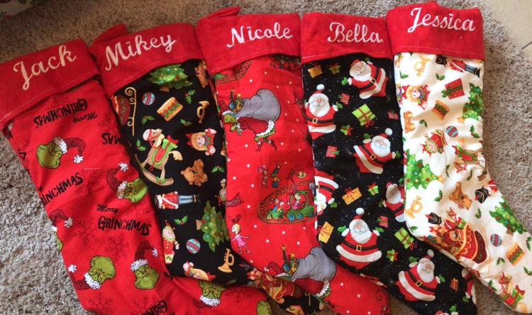 Theyve even bought Jessica her own Christmas stocking