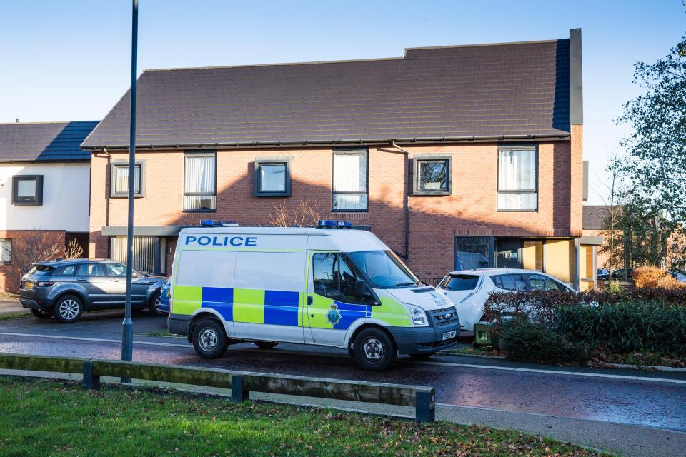 The girl was found in the early hours of Monday in Rainhill