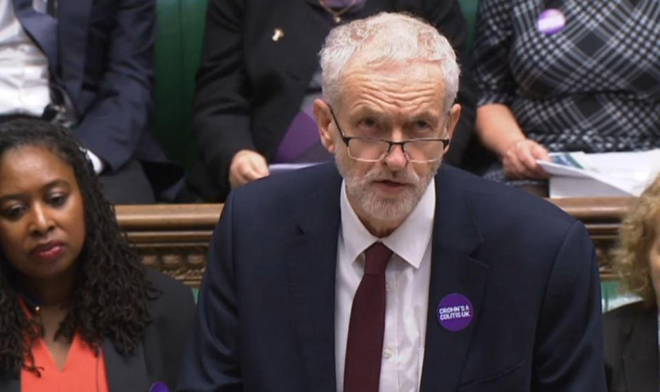 Corbyn fantasises that Brussels would just surrender to his superior charm and guile