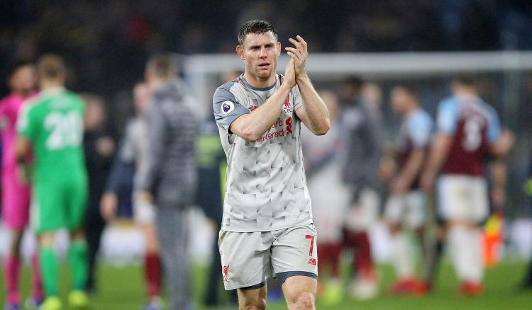 James Milner makes his 500th Premier League appearance, 16 years after his debut for Leeds