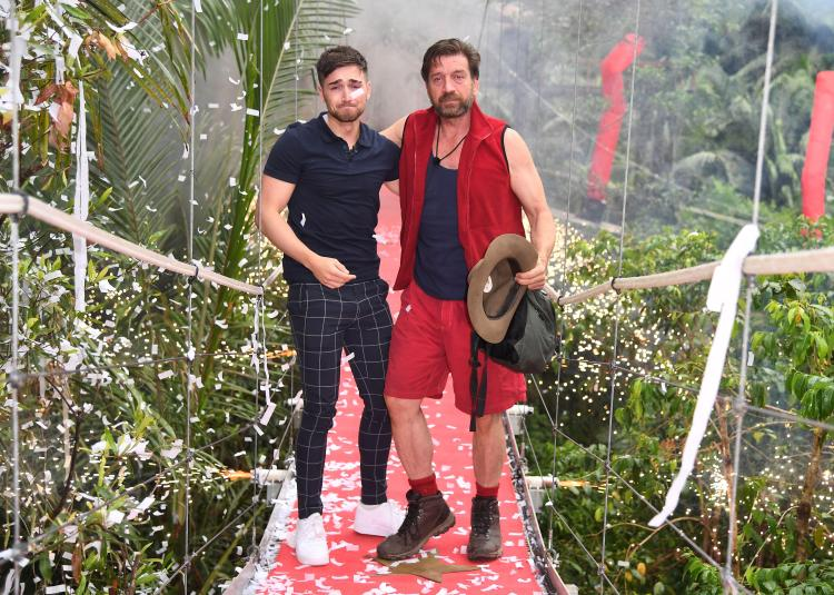 Nick Knowles, I'm A Celebrity 2018