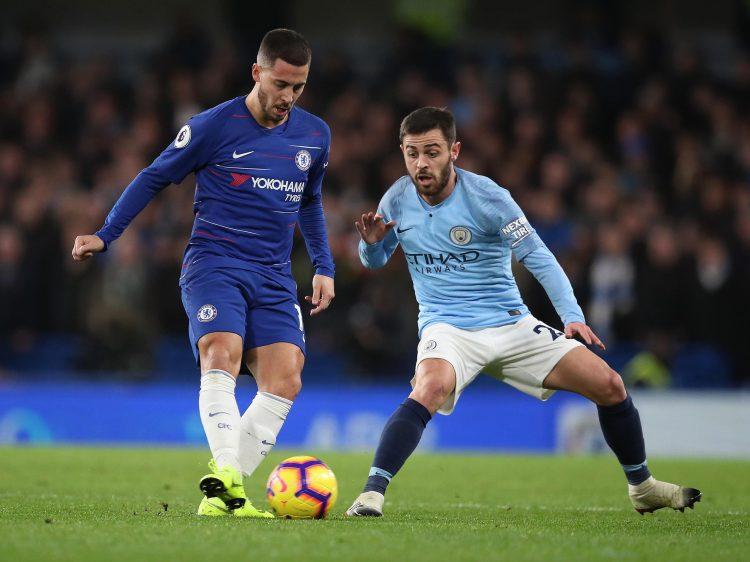 Eden Hazard was instrumental in attack
