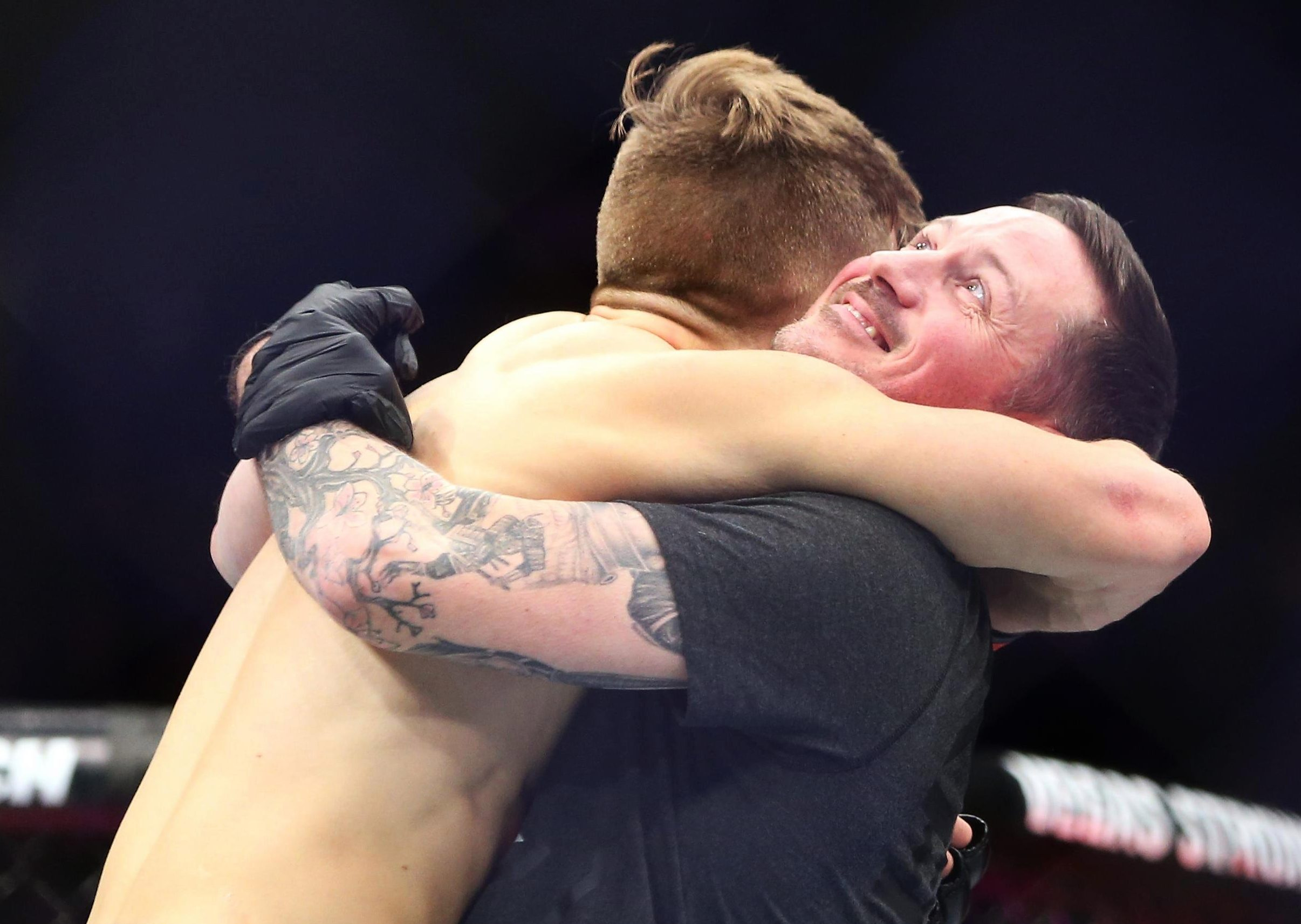 Conor McGregor's coach John Kavanagh has been there through it all with the fighting Irishman