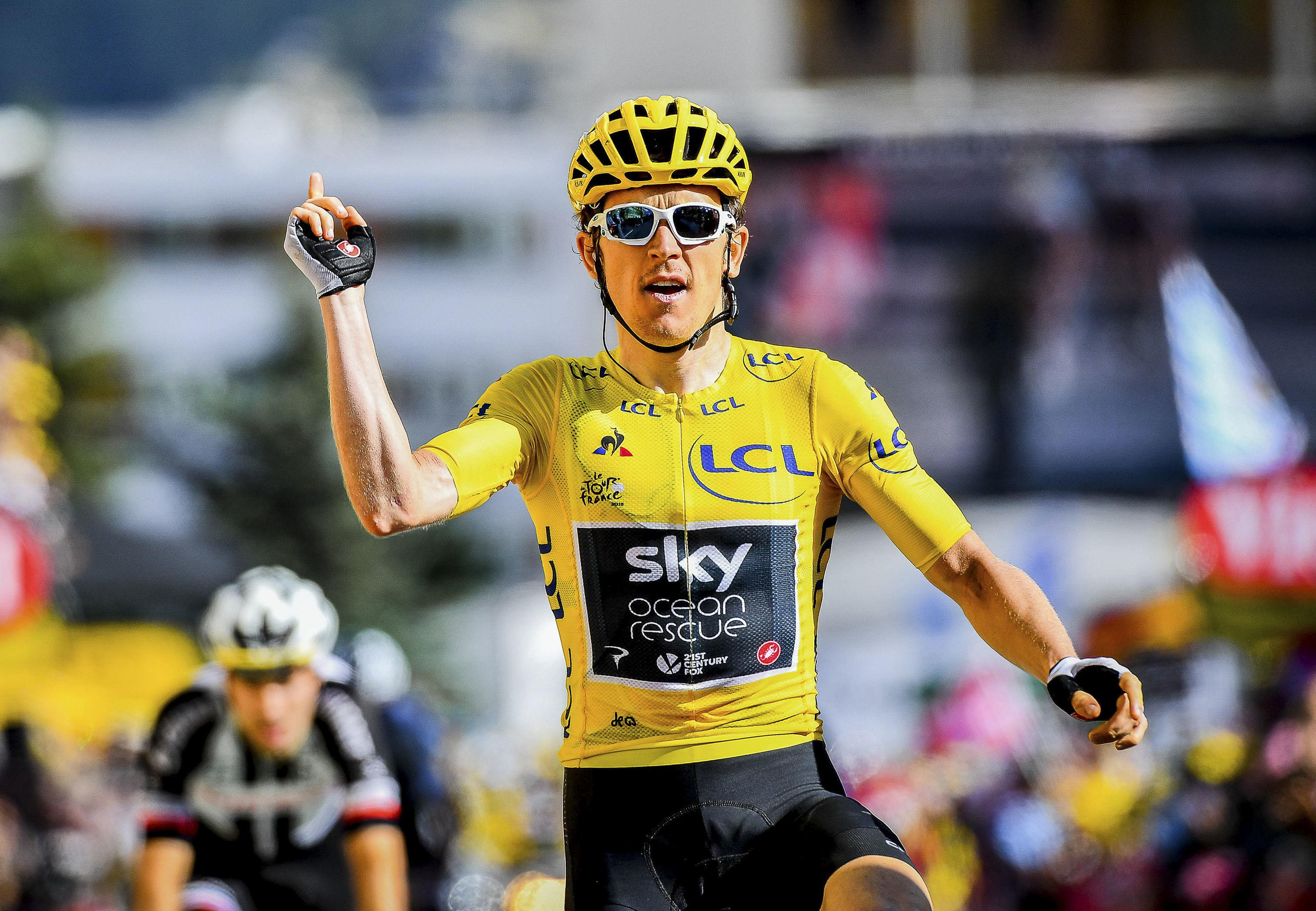 Thomas, who won Tour de France this year, says he will cry if he wins SPOTY