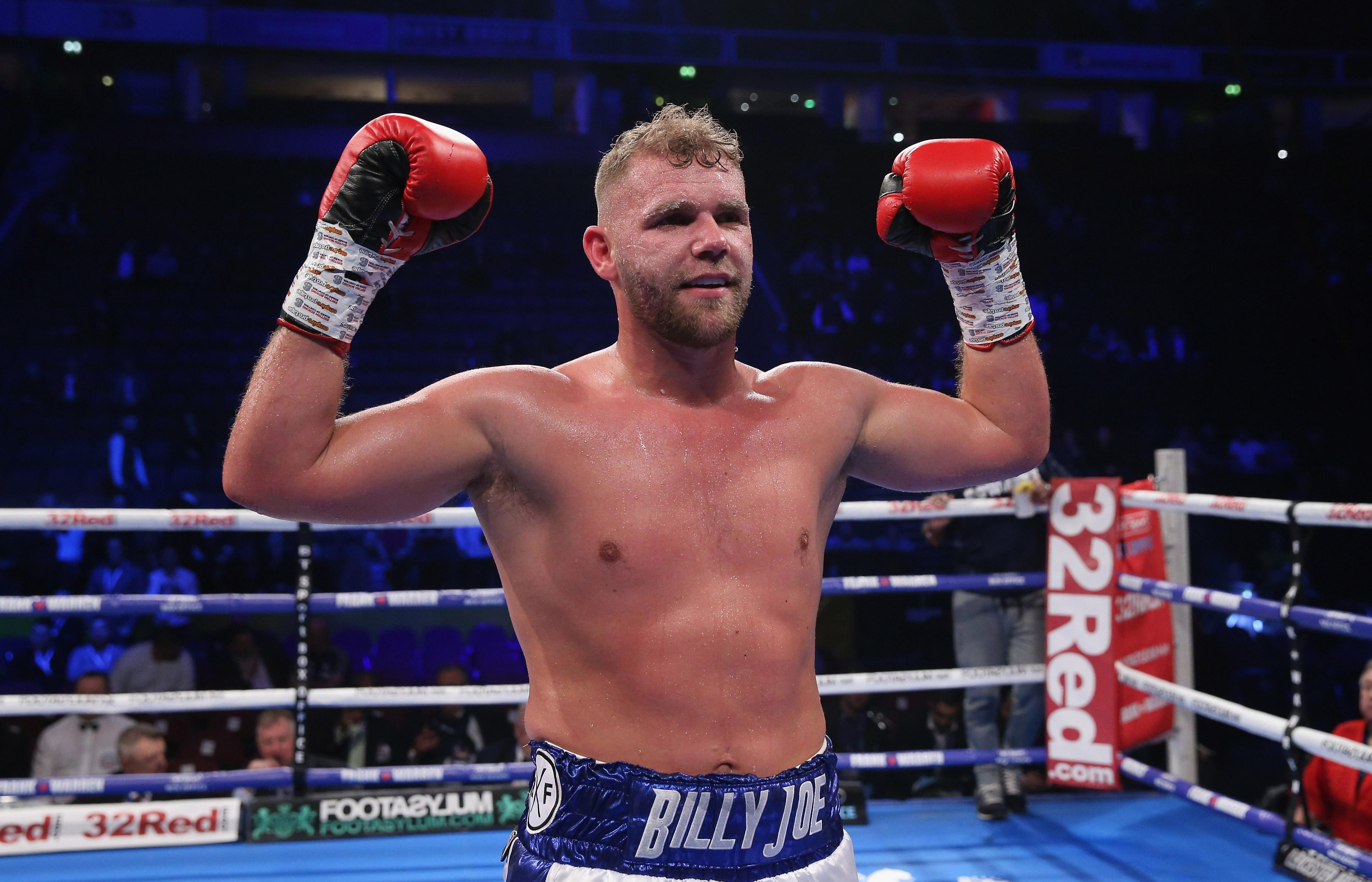 Billy Joe Saunders was out of shape and out of sorts but tool the fight for Denver