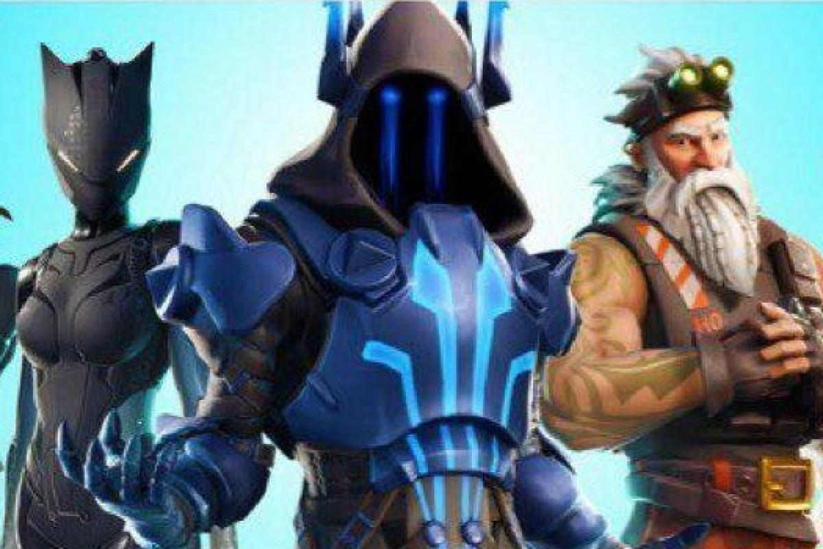 Fortnite Season 7 Release Date Trailer Snow Theme Skins Map And