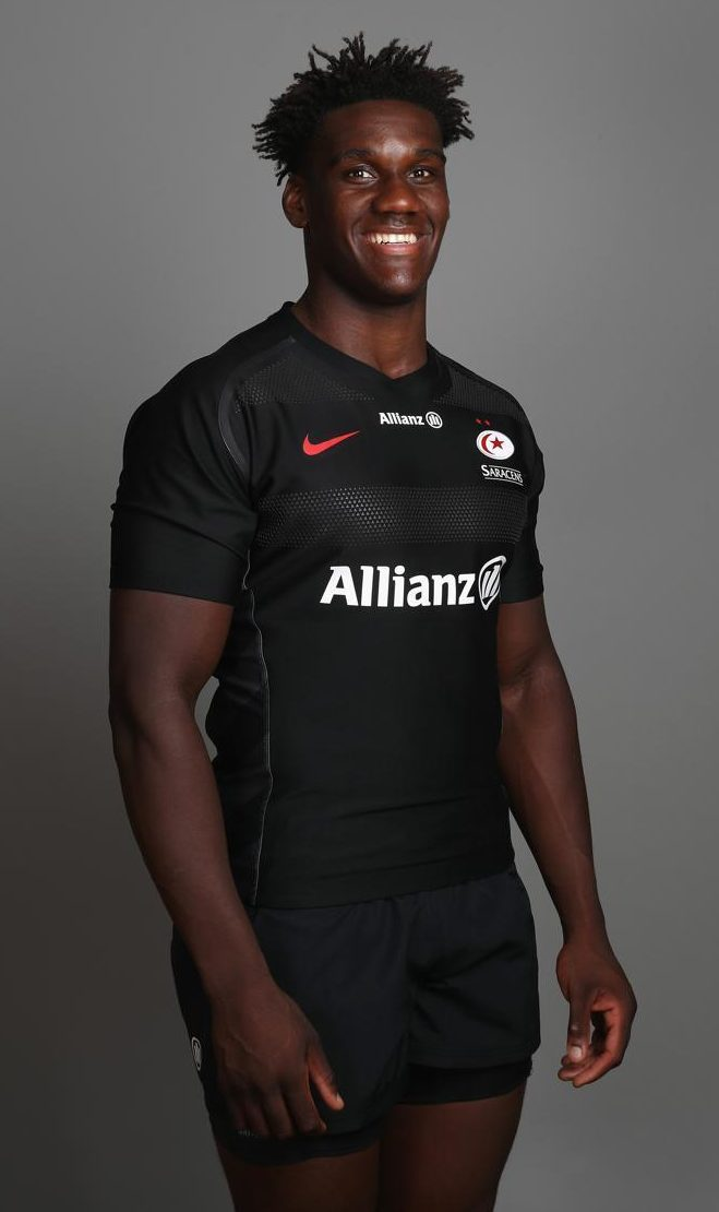 Lock Joel Kpoku is being compared to England star Maro Itoje after shining since his switch from rugby league