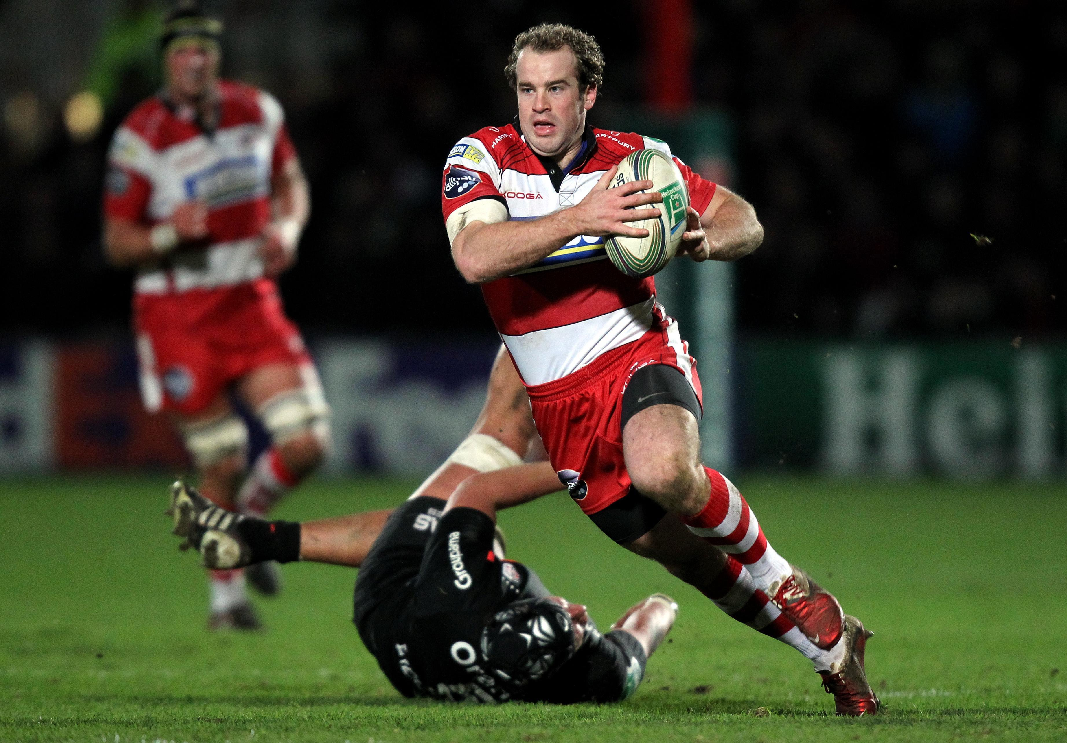 Simpson-Daniel rates this Gloucester squad as one of the best in years