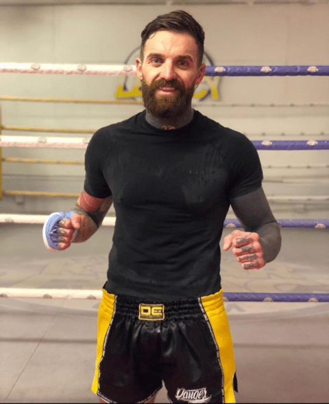 Aaron Chalmers fights Corey Browning at Bellator MMA in his next fight, which takes place on February 9