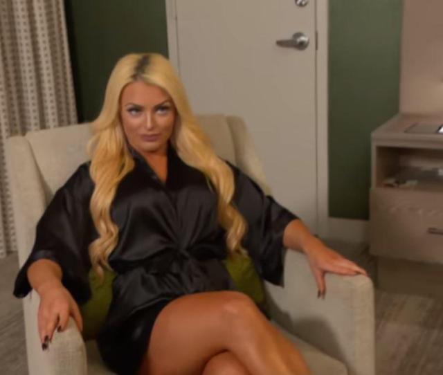 Mandy Rose Set A Honeytrap For Jimmy Uso