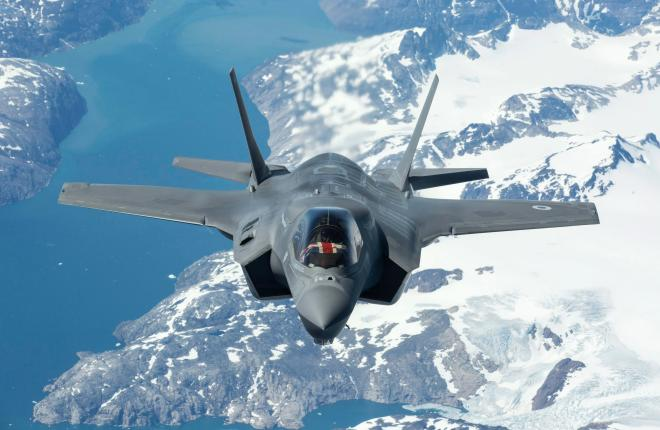 The Lightning II stealth jets will be based at RAF Marham, Norfolk