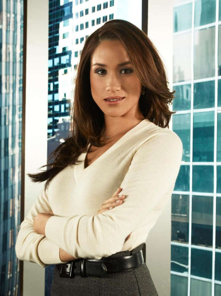 Sadly, it doesn't look like Meghan is returning to Suits