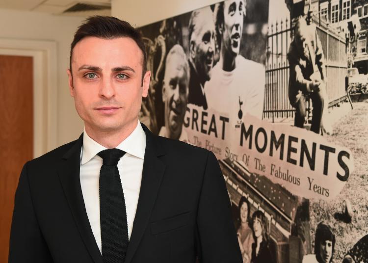 Dimitar Berbatov is full of praise for new United boss Ole Gunnar Solskjaer