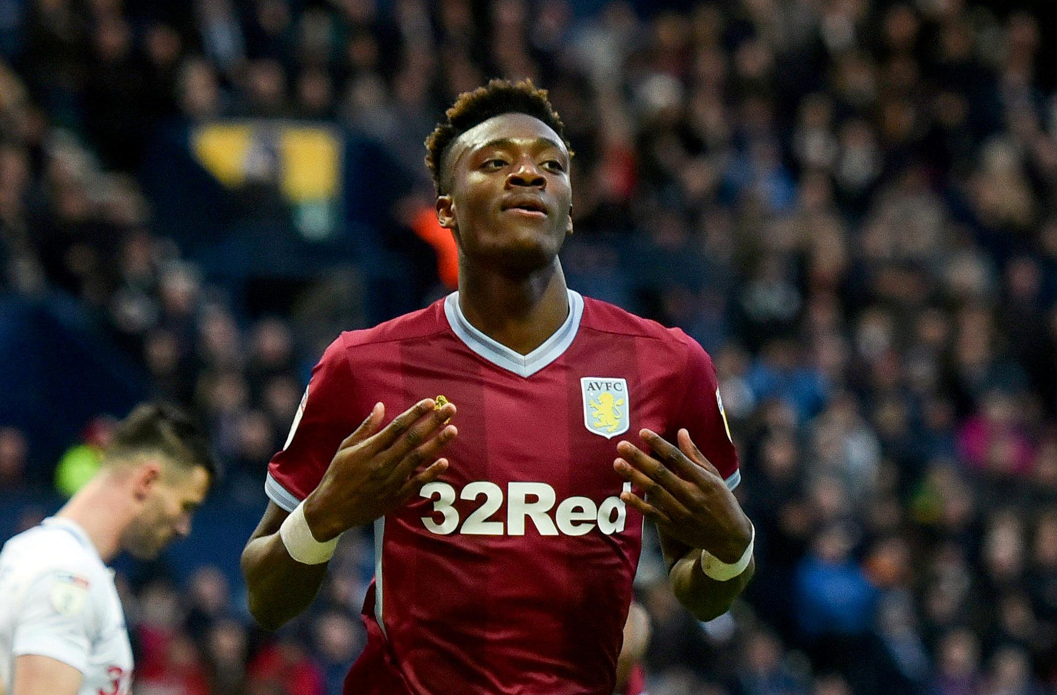 Chelsea's Tammy Abraham 'not for sale' amid Wolves interest