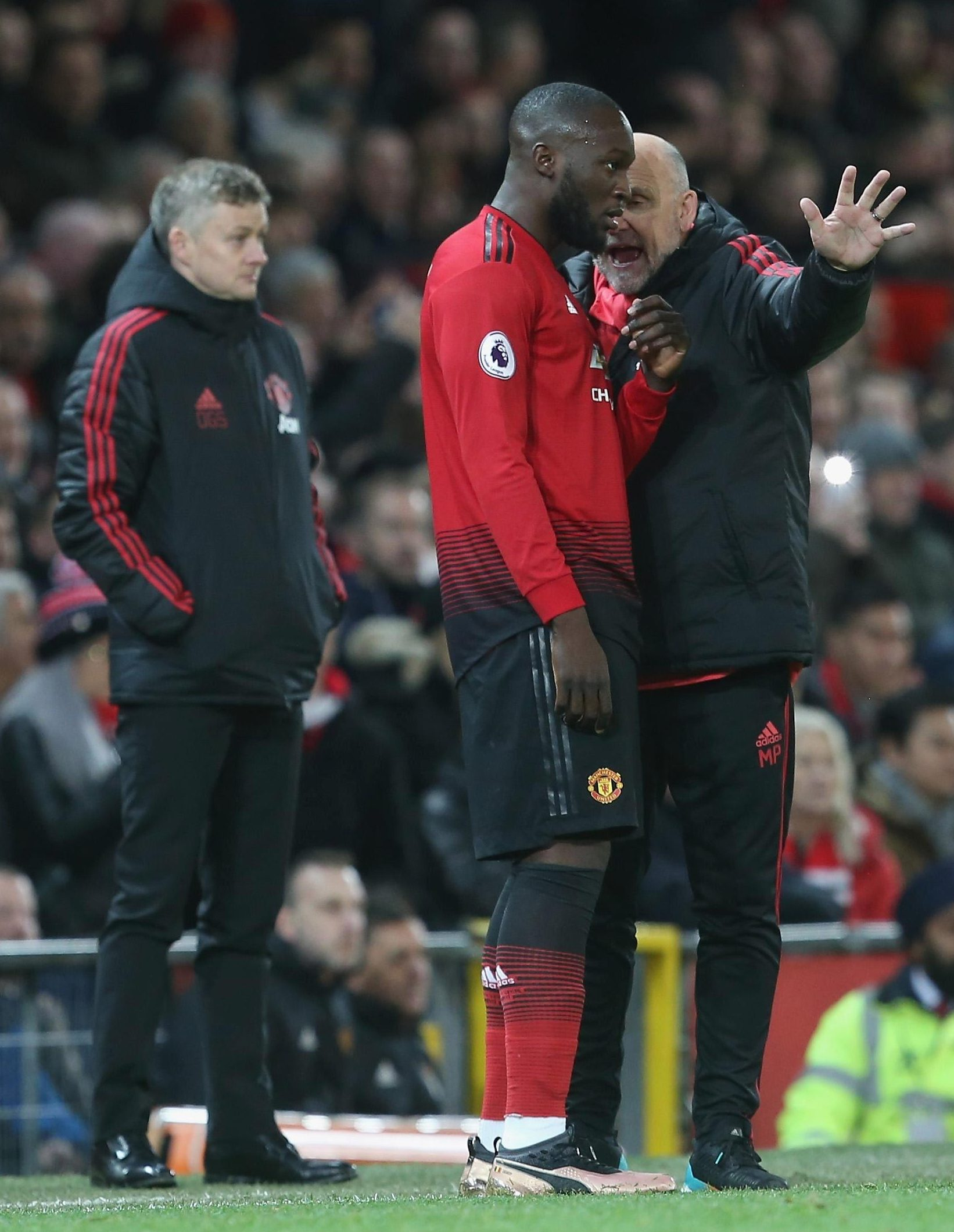 Lukaku has benefited from Solskjaer and Phelan's approach- he has bagged thhree goals since the new management took over
