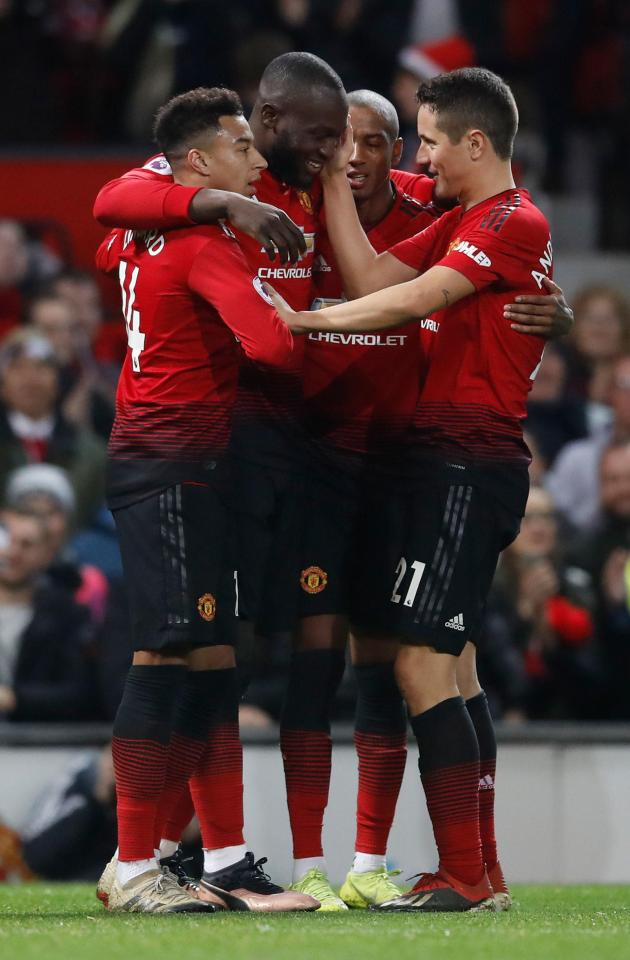 Manchester United have won their last six games after new life was breathed into Old Trafford