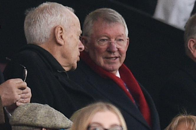 Sir Alex Ferguson is back at United in an advisory role - and Ole Gunnar Solskjaer is delighted