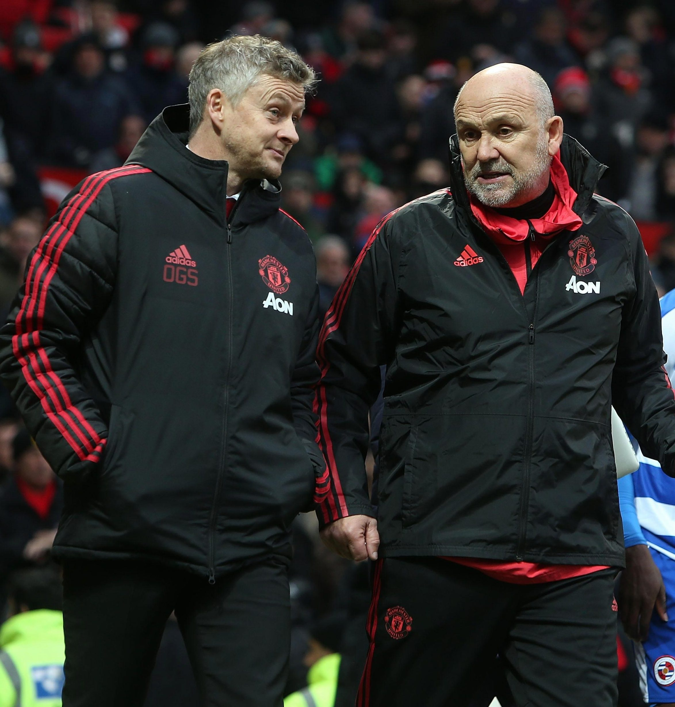 Everyone at United has enjoyed Phelan's return- he's got the team playing more exciting football again