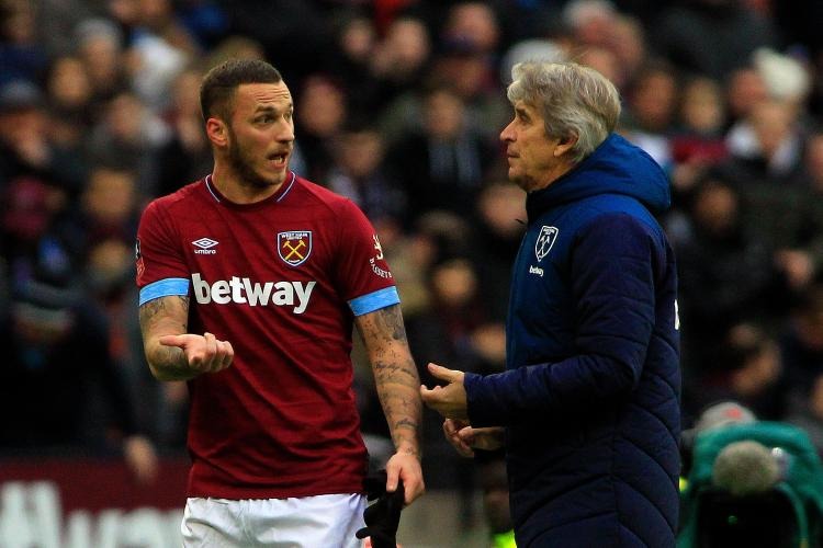 Marko Arnautovic is said to want a new challenge away from West Ham