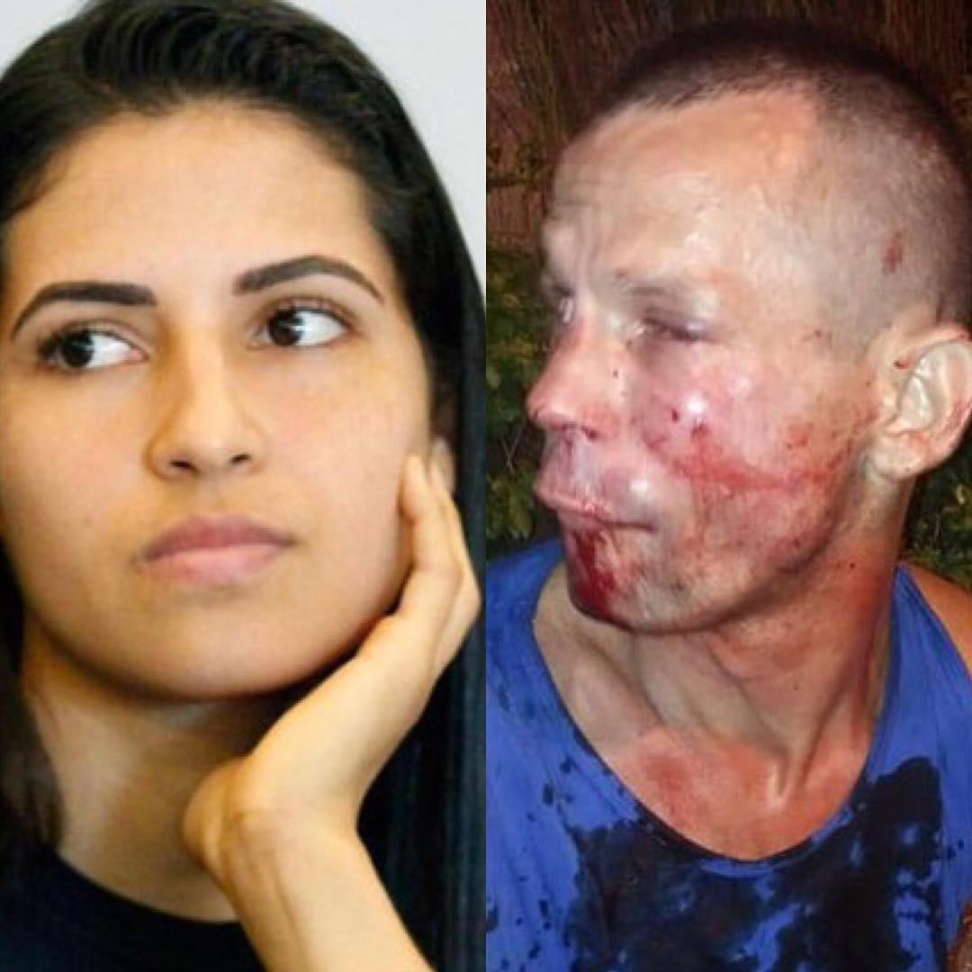 UFC star Polyana Viana beat up a man who tried to rob her in Brazil