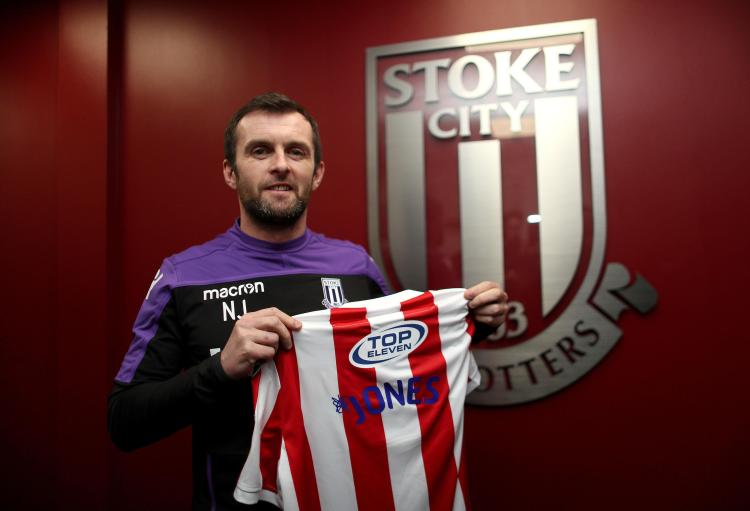 New Stoke boss Nathan Jones is hoping for some fresh blood this month