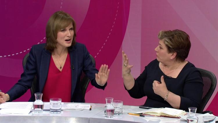 Labour Remainer Emily Thornberry was allowed four minutes more air time than a Brexiteer Tory James Cleverly