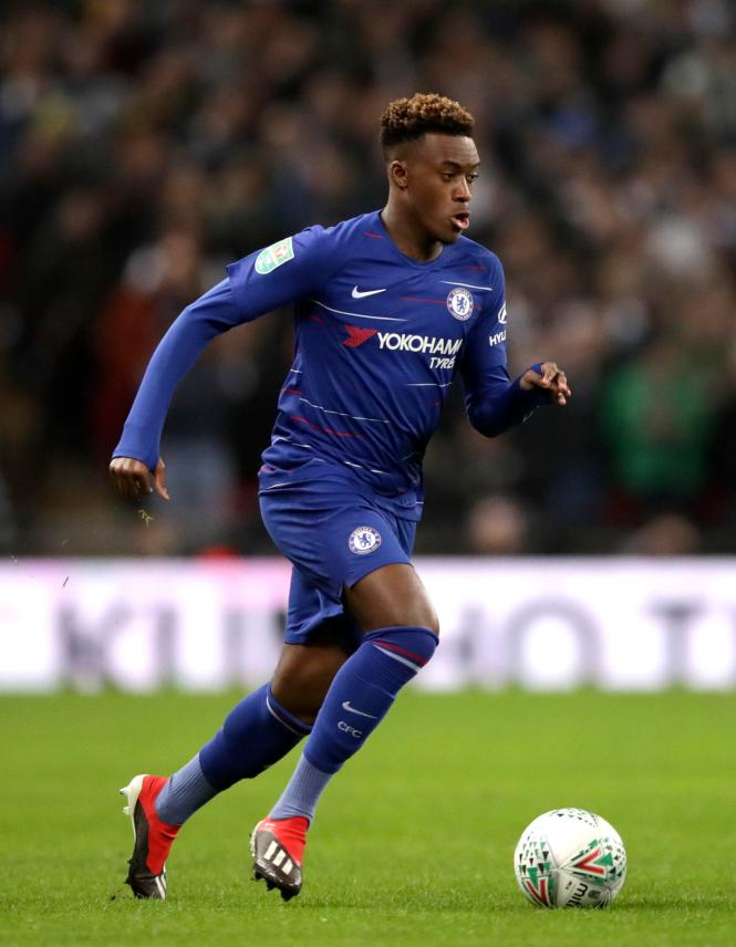 Bayern Munich have now launched four bids for Callum Hudson-Odoi