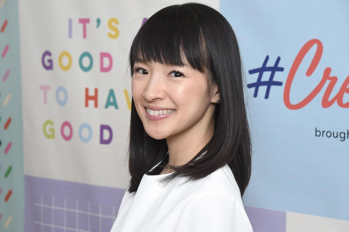 Marie Kondo has taken Netflix by storm with her series which helps Americans de-clutter their homes