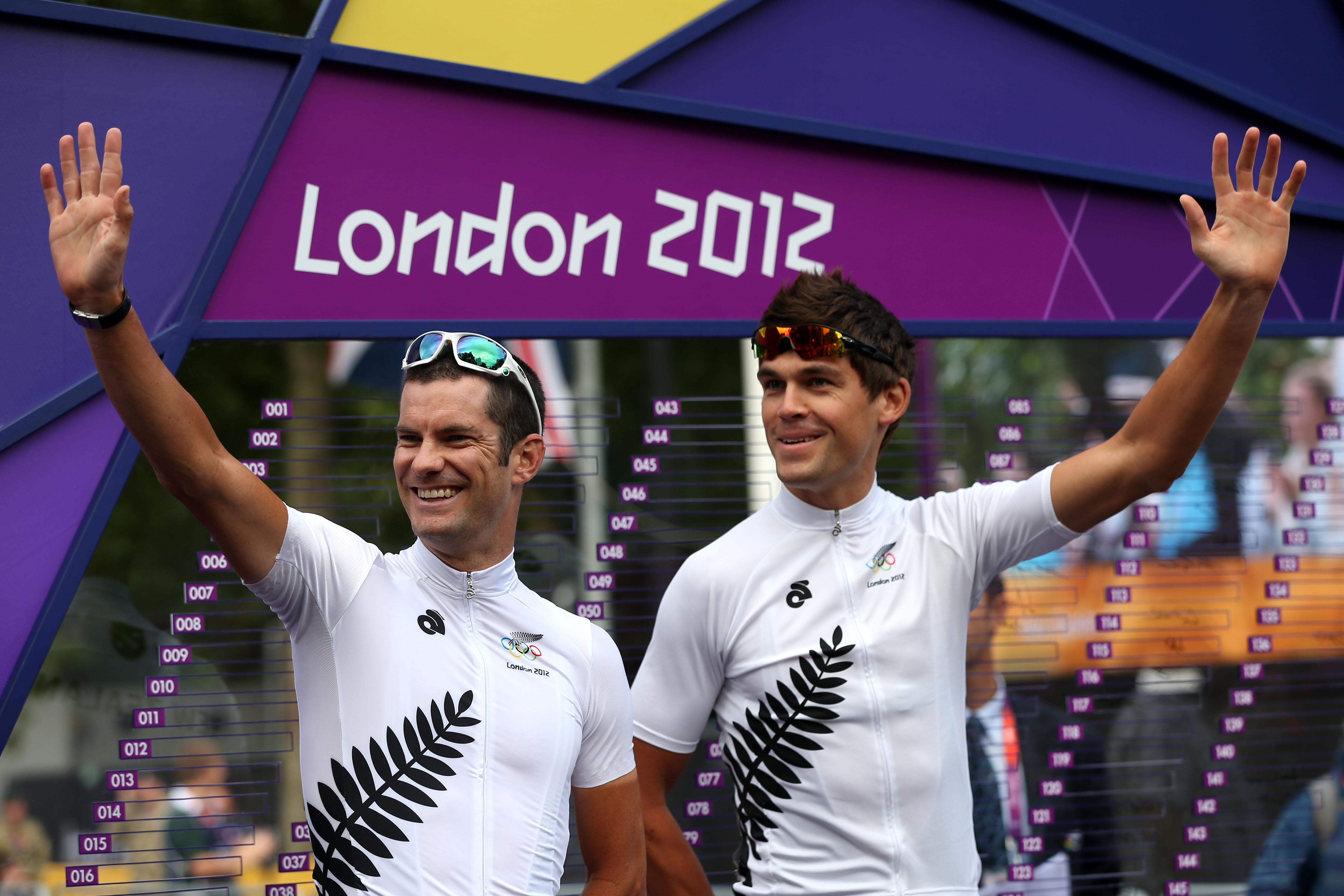 The New Zealander competed for his country at the 2012 Olympics in London