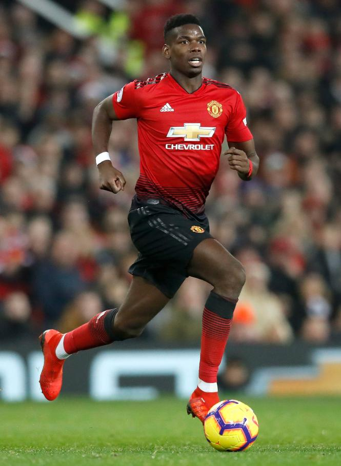 Paul Pogba is on player who has really started to shine under Ole Gunnar Solskjaer