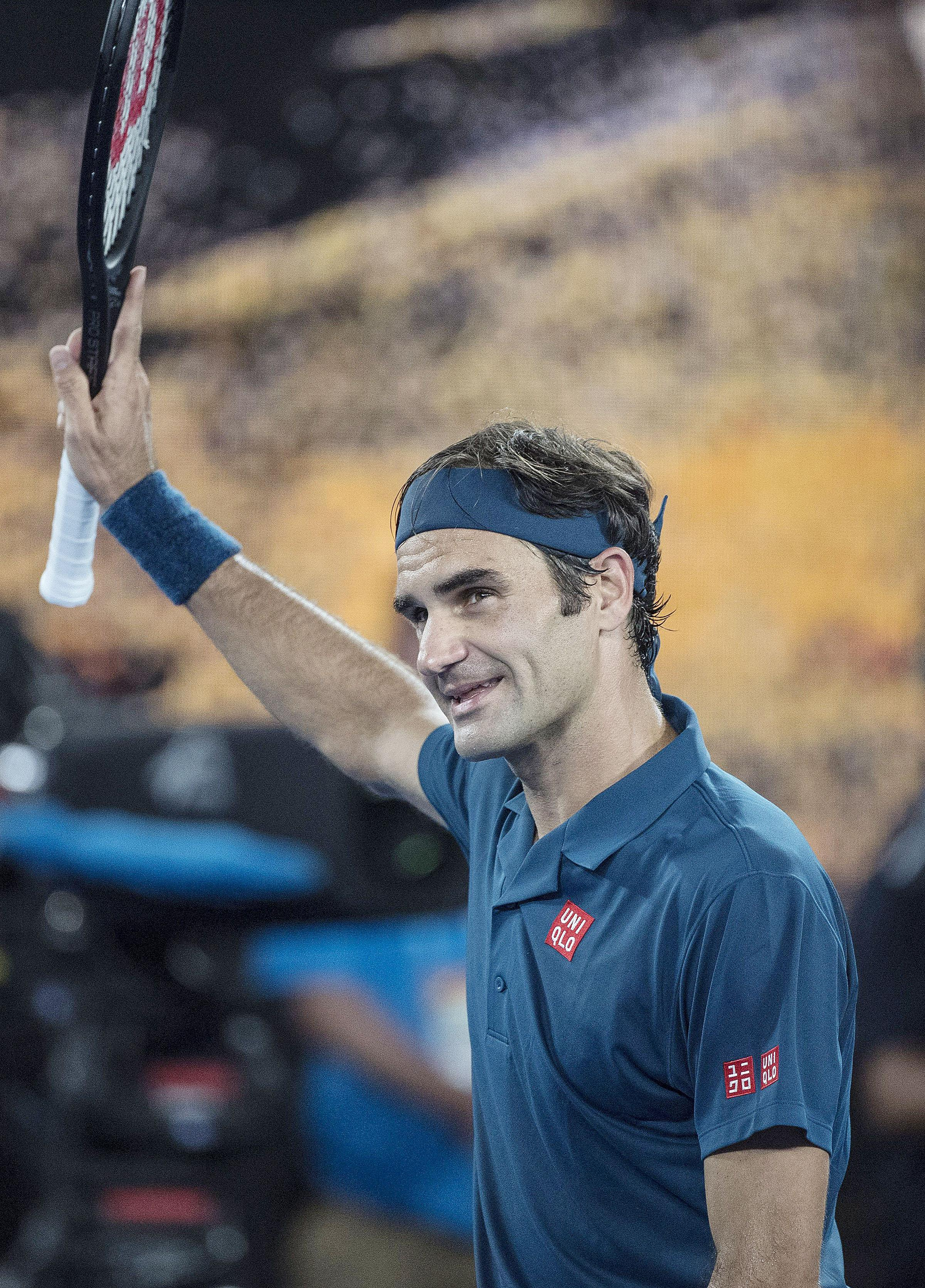 Swiss maestro Federer could be playing in his last Australian Open but has not made any commitments on retirement yet