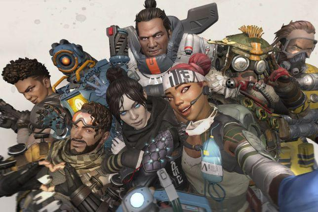 "The Apex Legends video game launched just a few days ago, but already has a ""black market"""