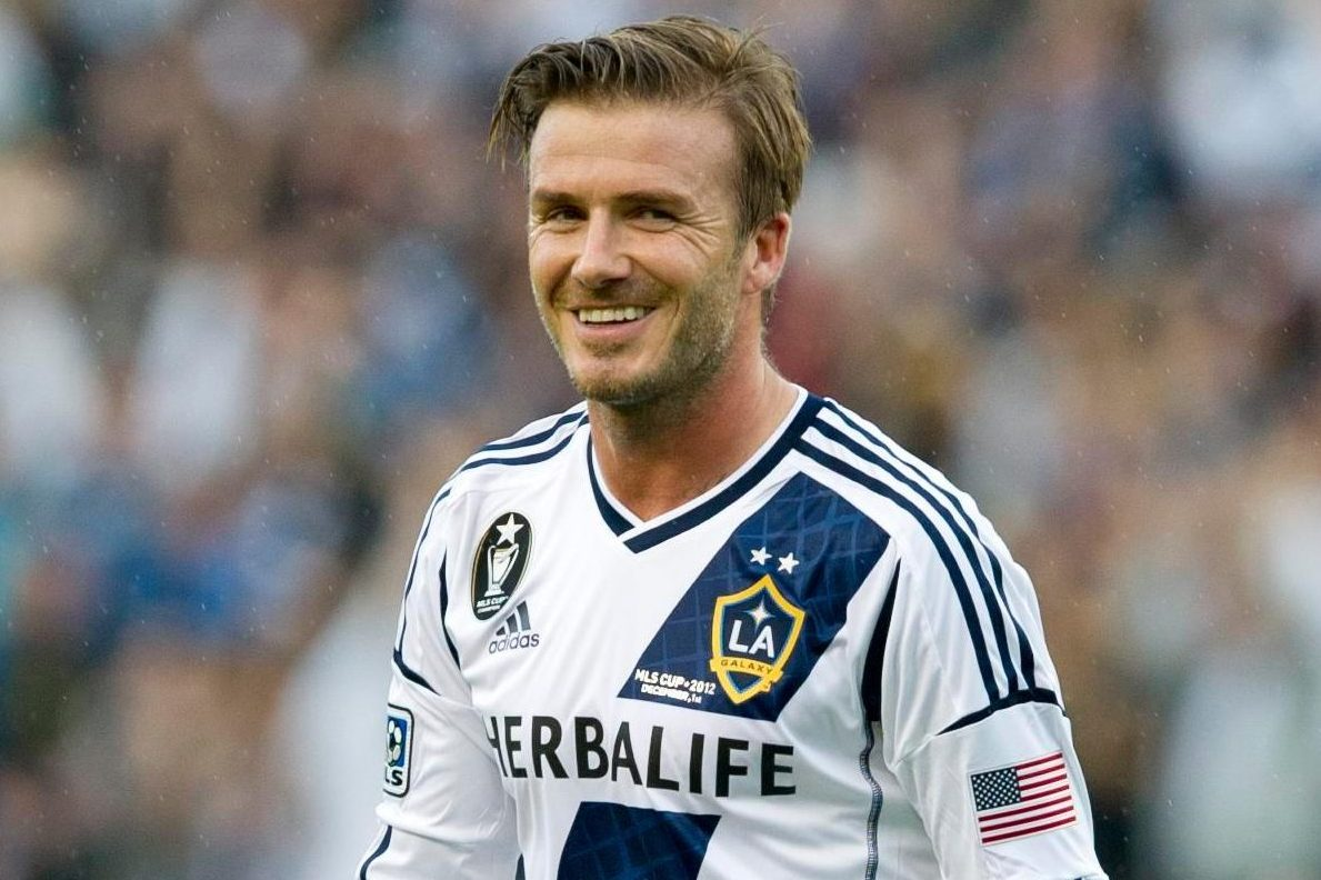 David Beckham to be honoured with statue at LA Galaxy stadium