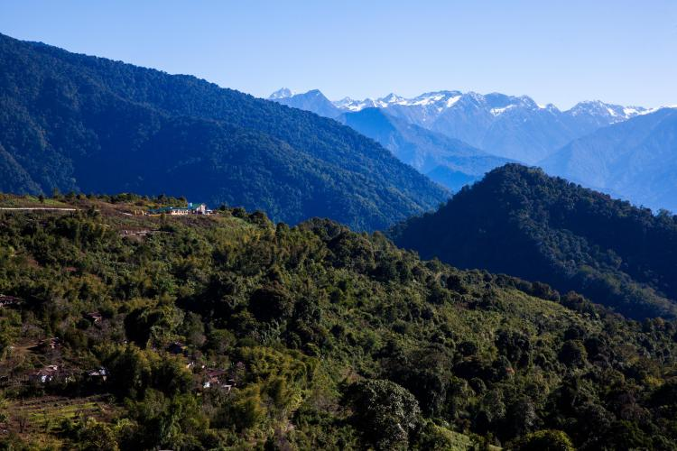 This is how YOU can join the next CoppaFeel! Fabulous Challenge - on the Indian Himalayas
