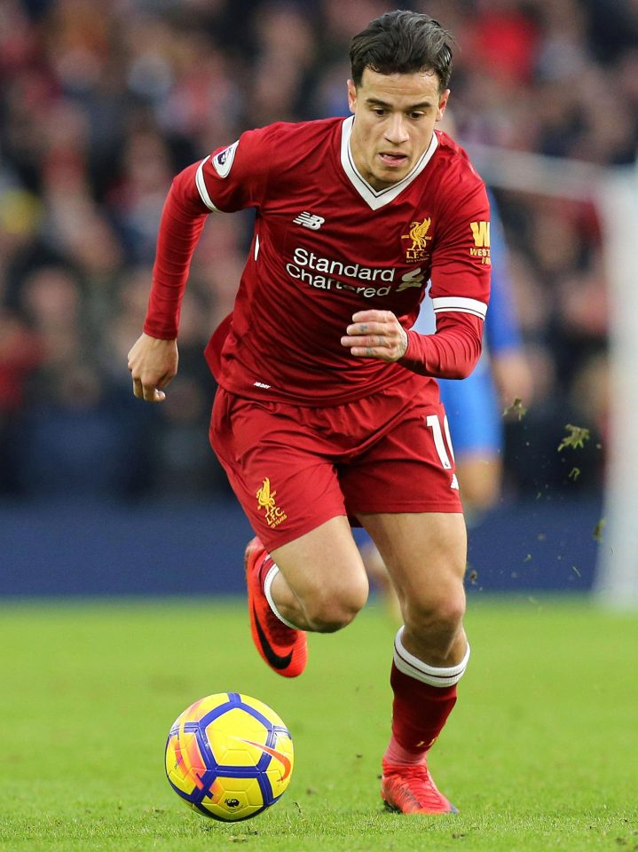 Brazil playmaker Philippe Coutinho was a huge hit at Liverpool and Barcelona say they still have faith in him as a world-class star