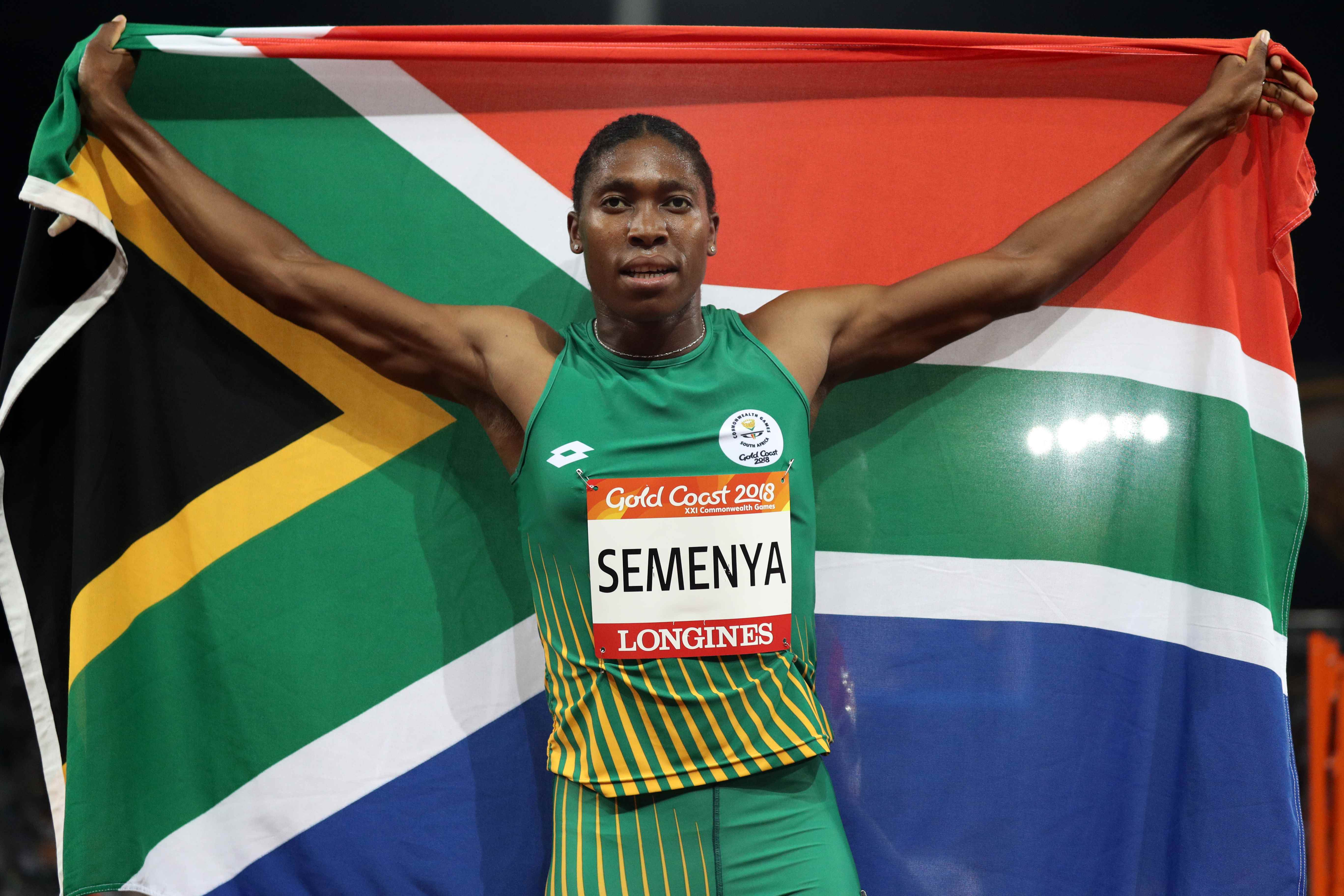 The South African has been dogged by questions since 2009, when it was reported that the IAAF forced her to undergo a gender test after the 800m at the world athletics championships