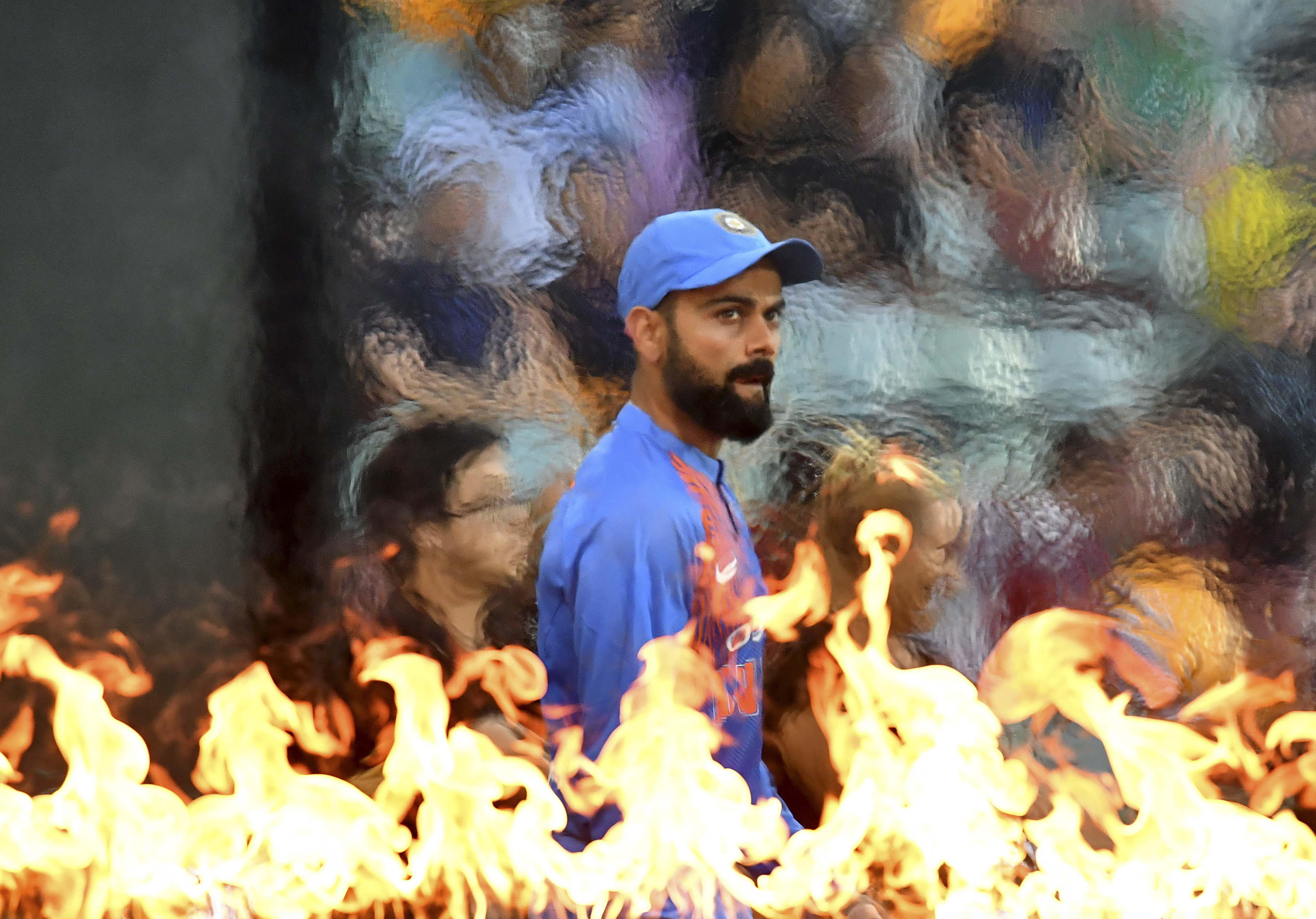 Kohli led his side to victories in Australia