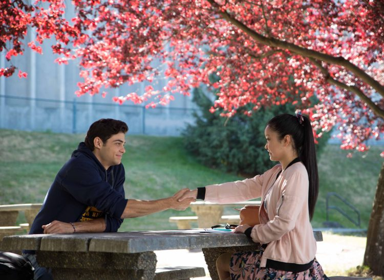 Valentine's Day To All the Boys I Loved Before