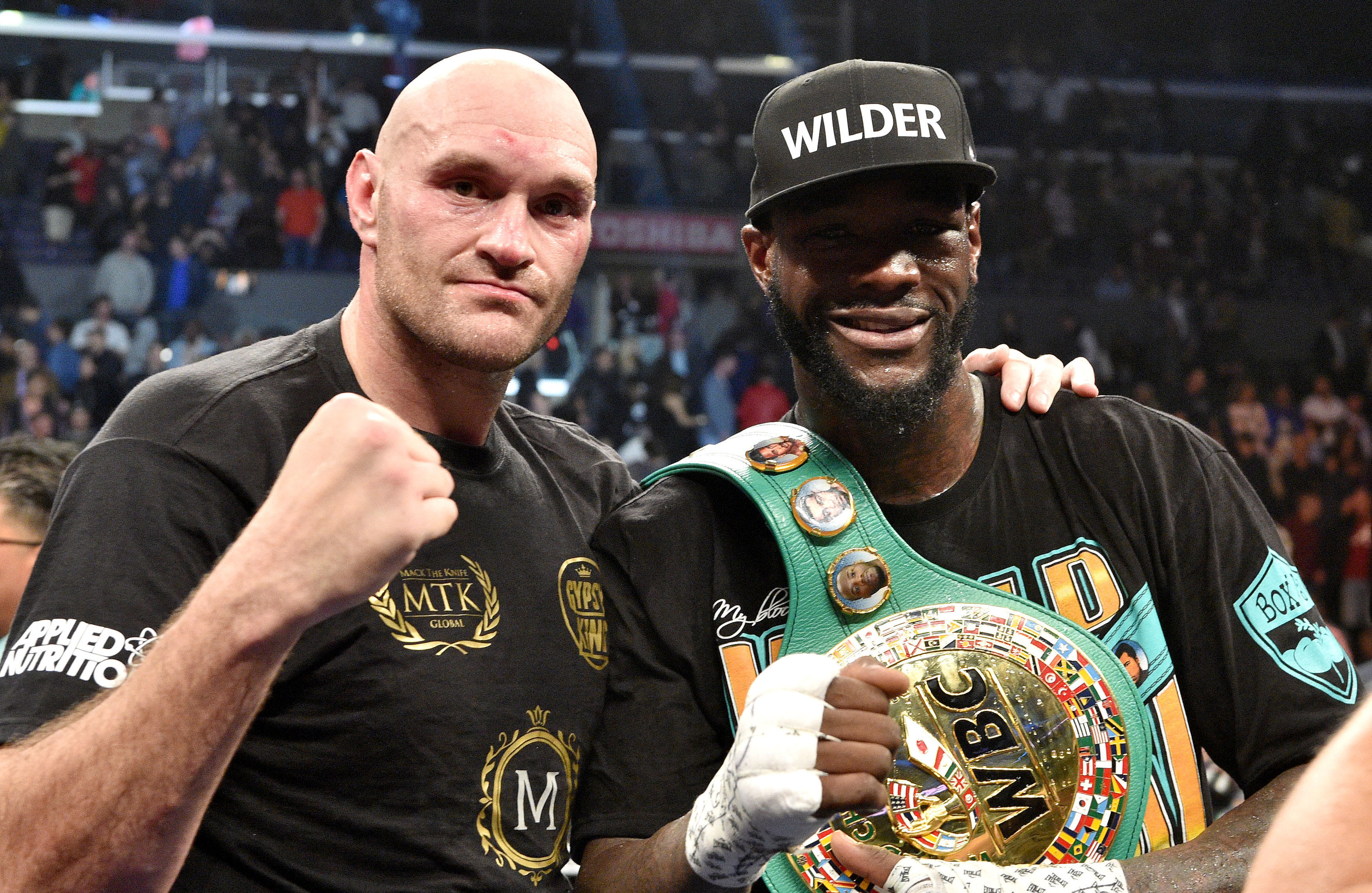 Boxing fans would have much rather seen Joshua fight either Tyson Fury or Deontay Wilder next
