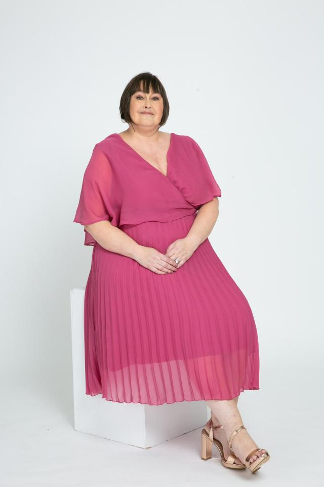 Claire-Marie, 52, had a heart attack that looked and felt like a tummy bug with no chest pain