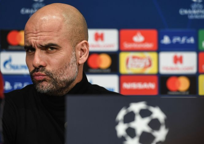 Pep Guardiola was recruited as Manchester City boss to deliver the Champions League