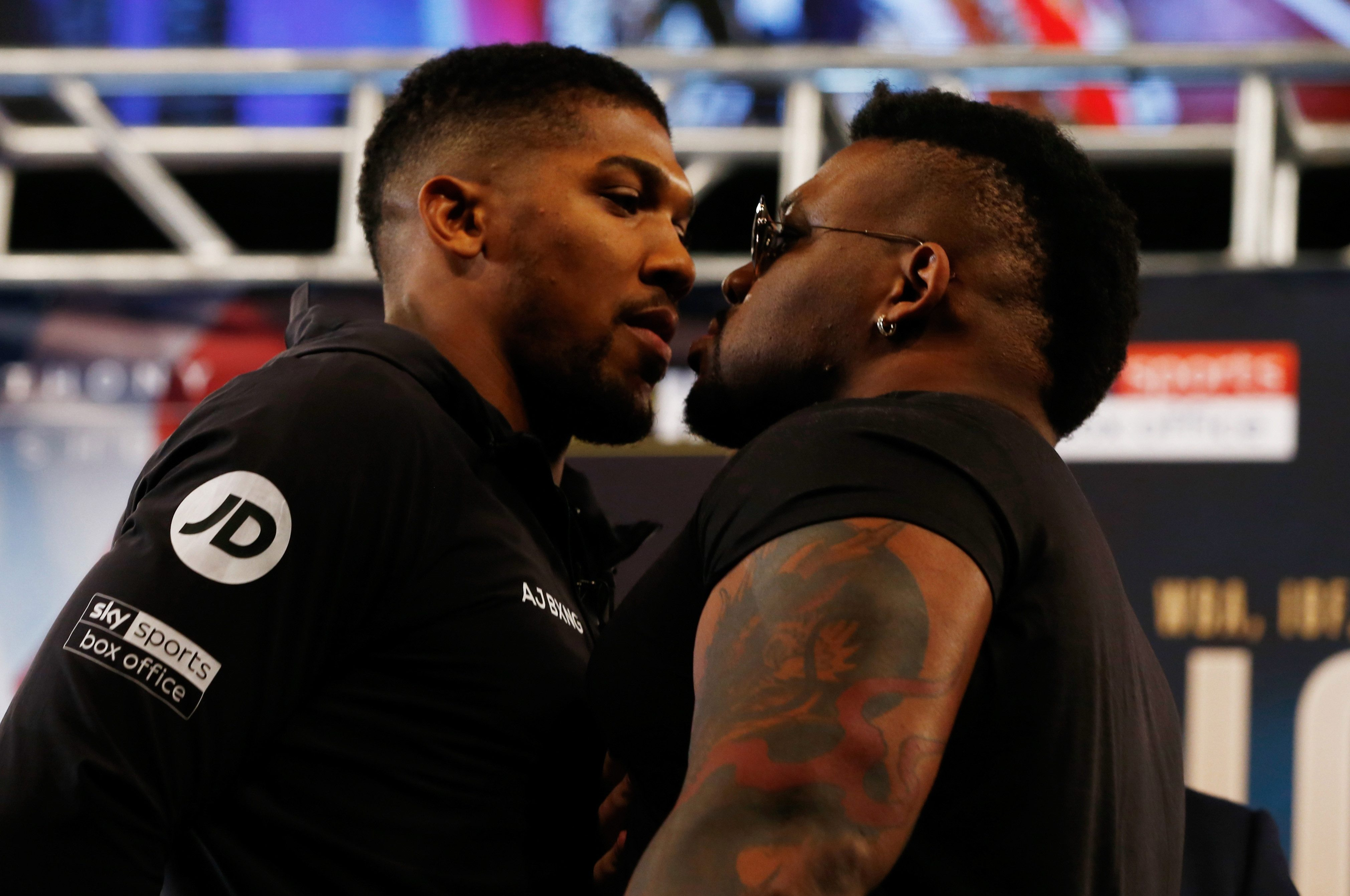 Joshua will make his Stateside debut on June 1, defending his WBA, IBF and WBO heavyweight titles against Miller at Madison Square Garden