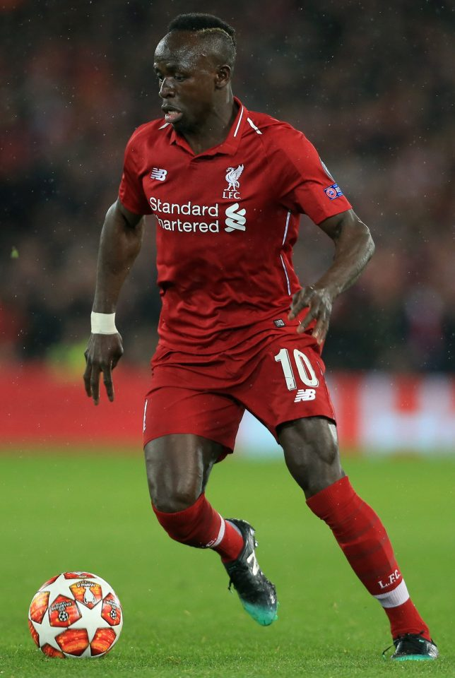 Sadio Mane was the main culprit as Liverpool wasted some dangerous moments in front of goal