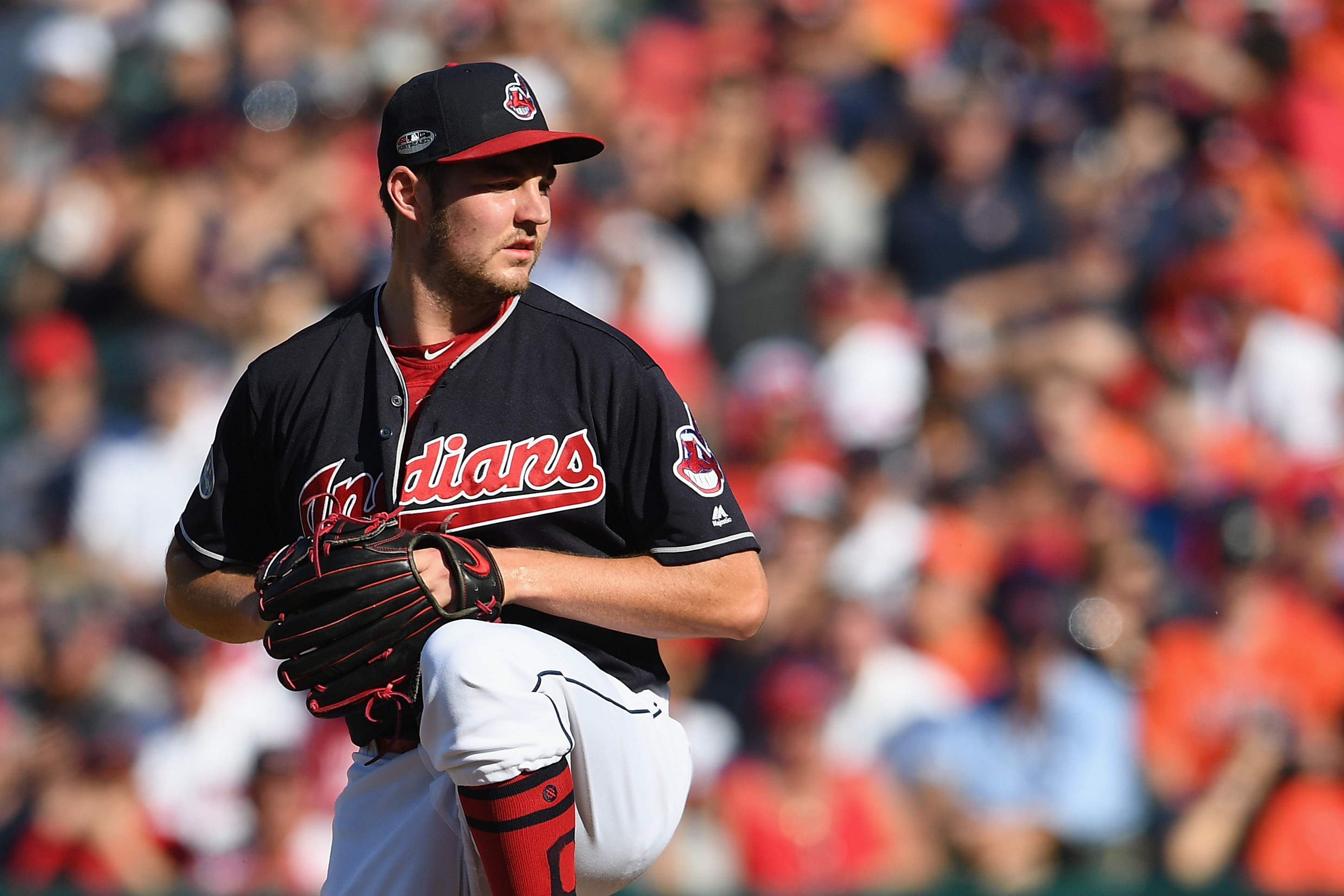 Bauer thrust himself in contention for the All-Star game last year