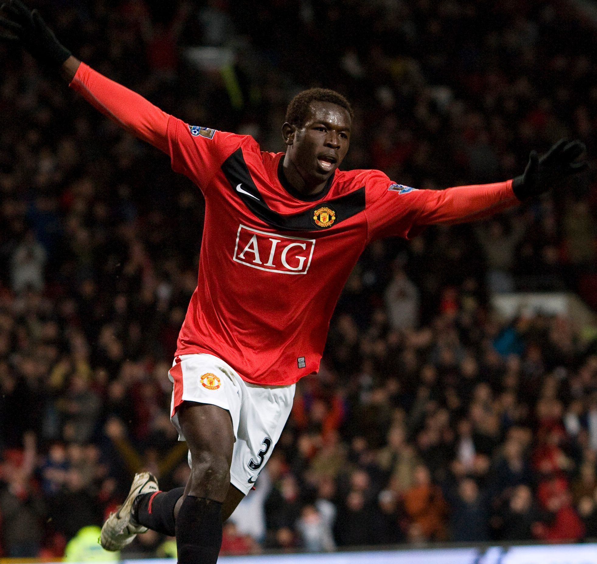 United paid Molde £3.5m for Mame Biram Diouf in 2009