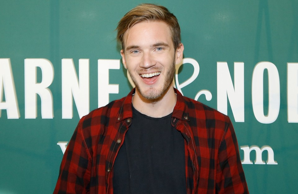 PewDiePie has been accused of anti-Semitism and racism