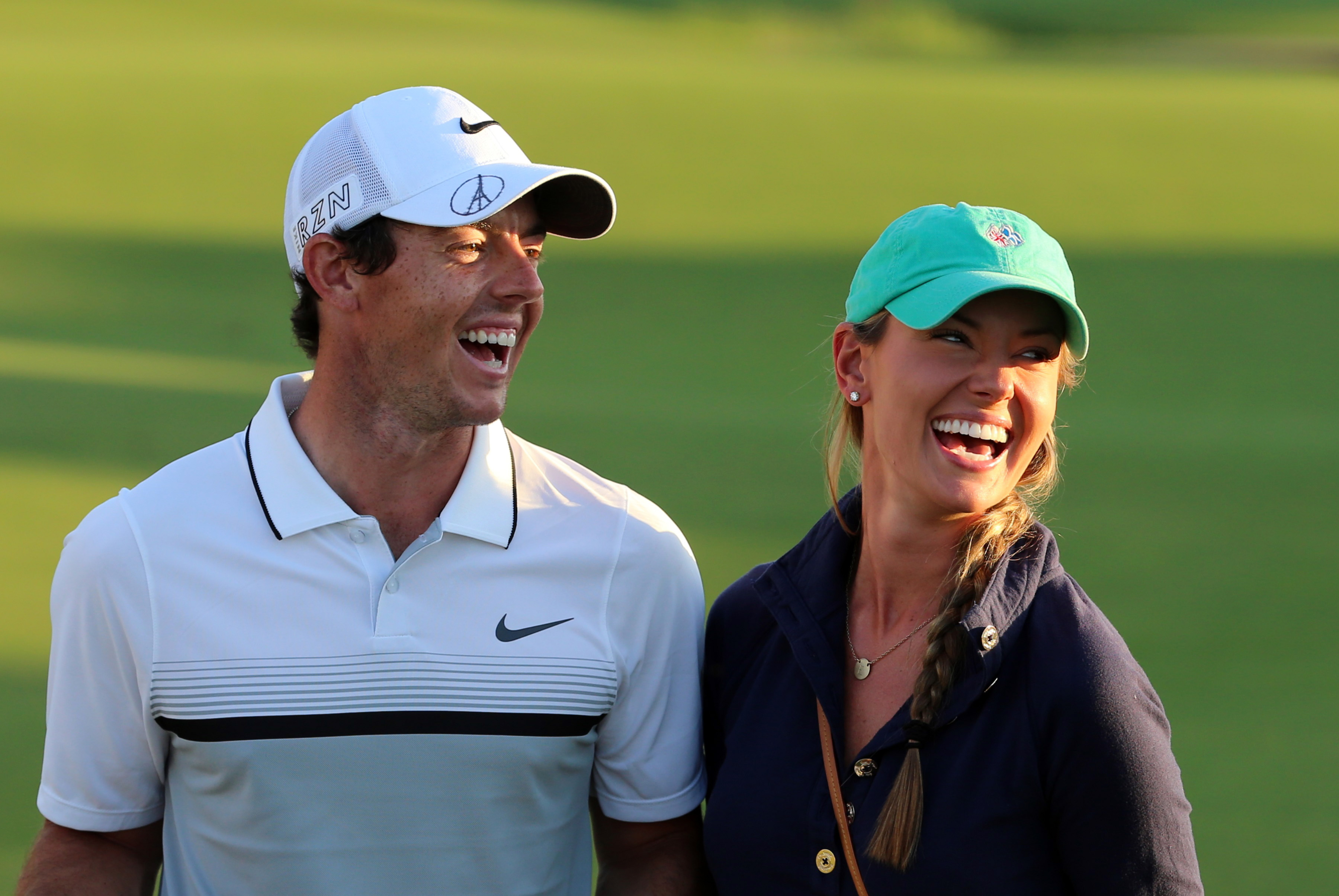 McIlroy and Erica got married in 2017