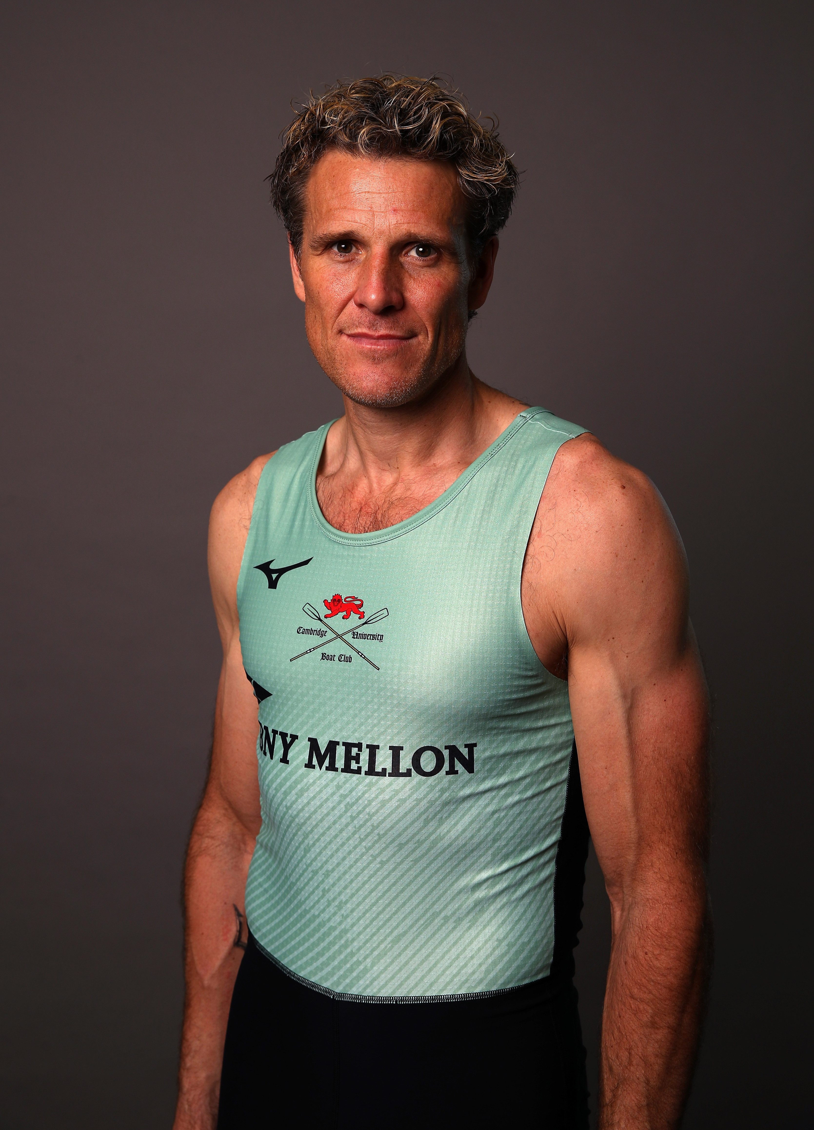 James Cracknell will become the oldest rower in the event at 46 years, 11 months and 2 days old at the time of the race